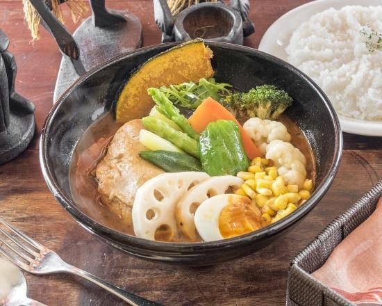 0 kitasendai soup curry