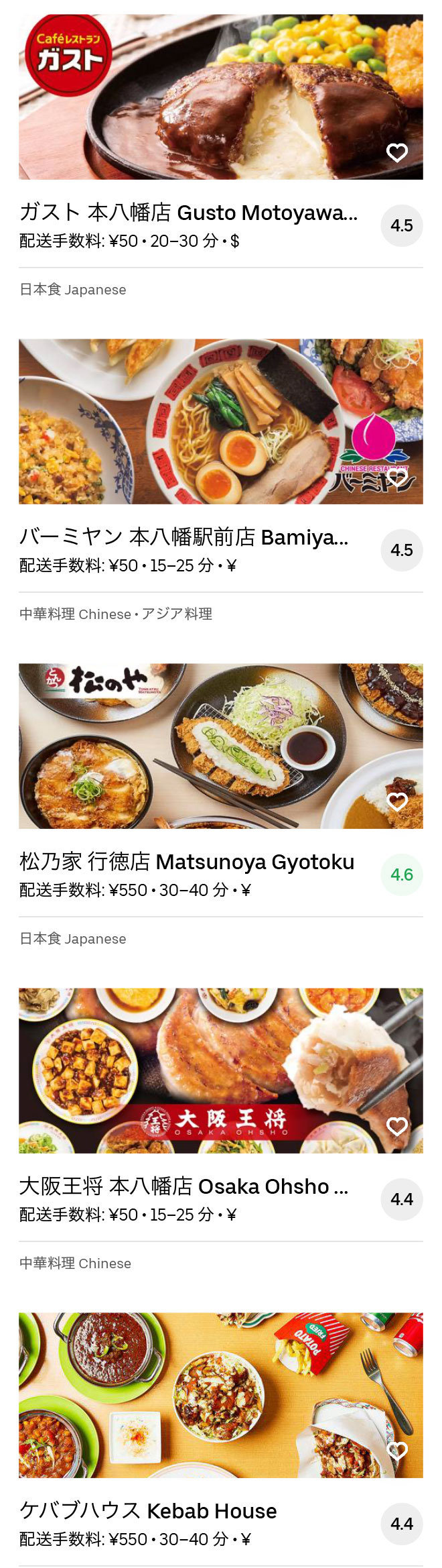 Ichikawa motoyawata menu 2004 05