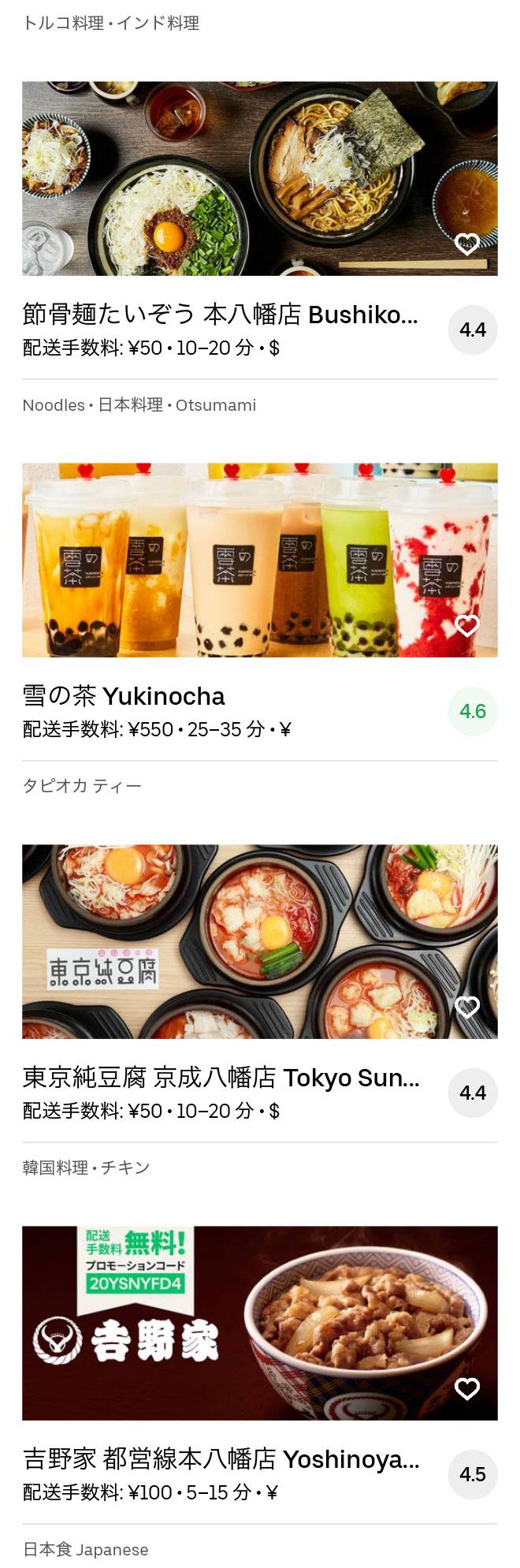 Ichikawa motoyawata menu 2004 06