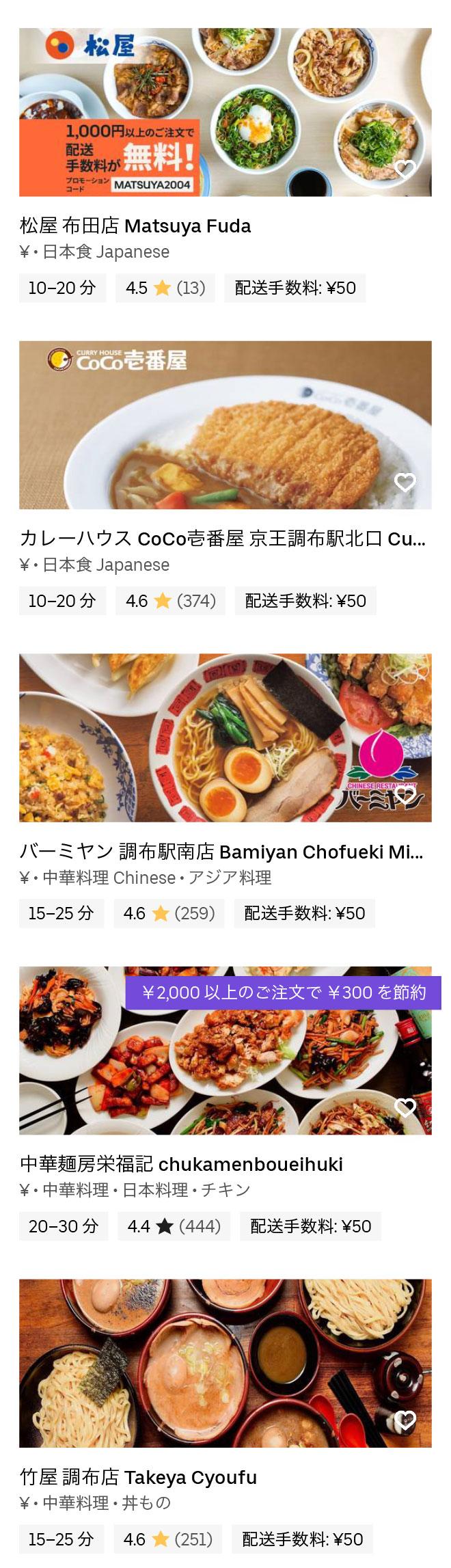 Tokyo chofu 20040903