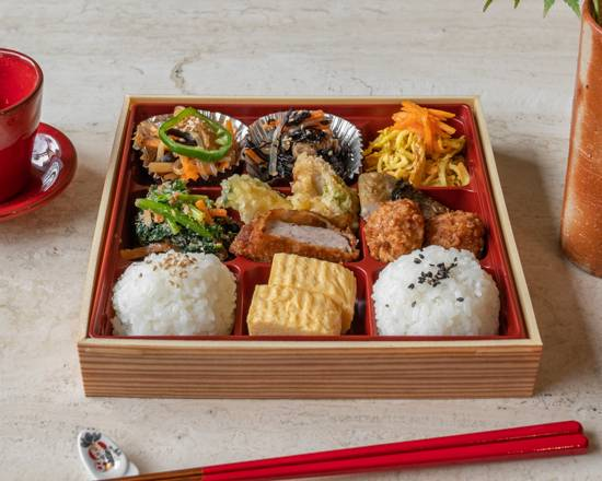 0 ashiya aranishi cheerful bento
