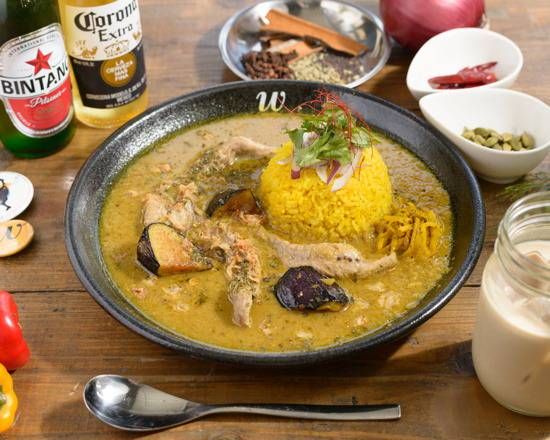 0 nishi kujo curry warun