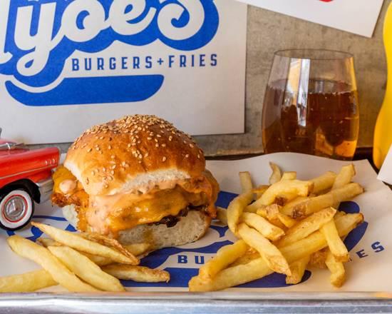 0 sannnomiya hyoes burgers