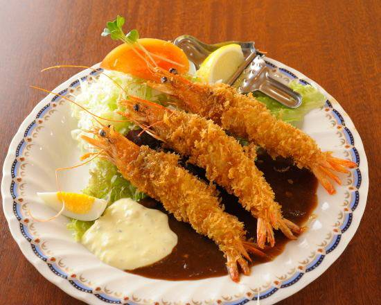 0 sannomiya marche shrimp bento