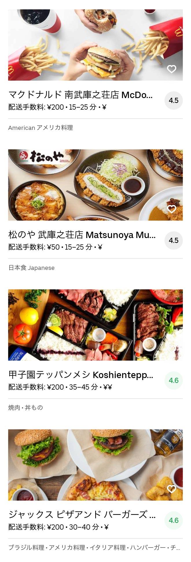 Amagasaki mukonosou menu 2005 03