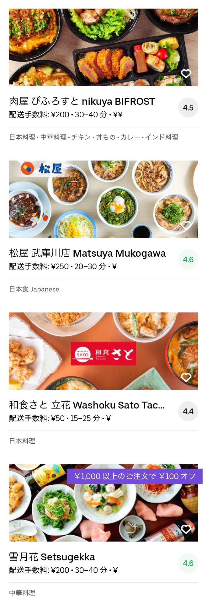 Amagasaki mukonosou menu 2005 09