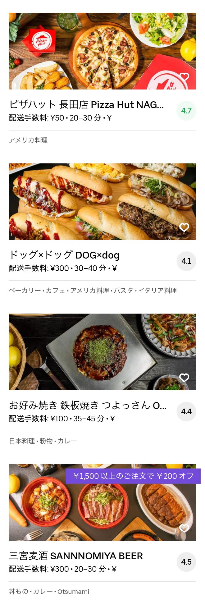 Kobe shin nagata menu 2005 08