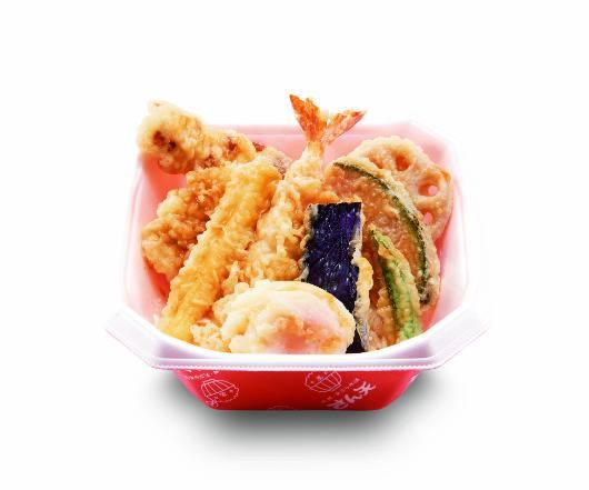Nagase tempura honpo santen