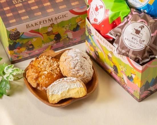 Nagata baked magic sweets lab
