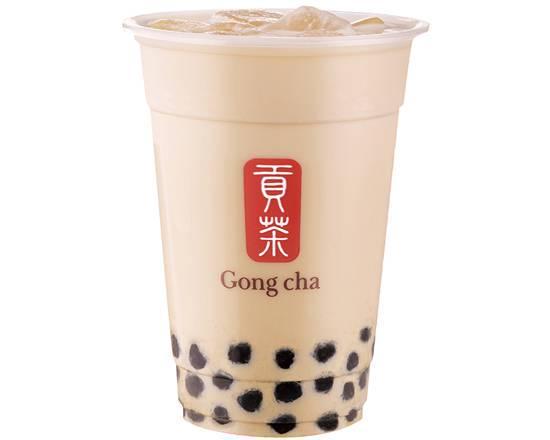 0 gong cha matsudo milk tea