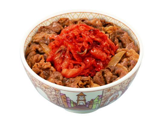 0 seiseki sukiya kimchi