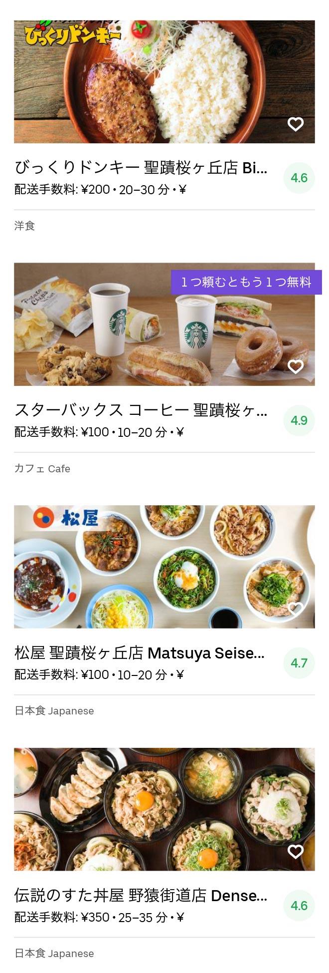 Seiseki menu 2007 11