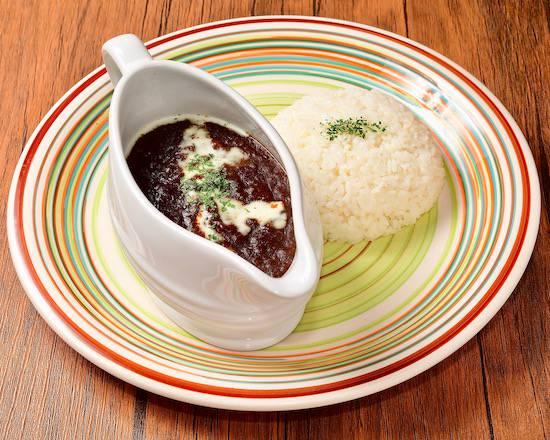 0 hashimoto gajuarunoki plain curry