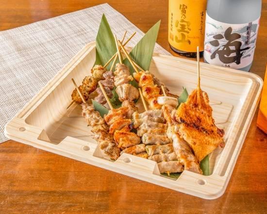 0 kasugai taikukan torimaru kushiyaki
