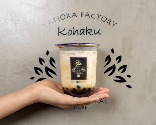 0 kokura tapioka factory brown sugar