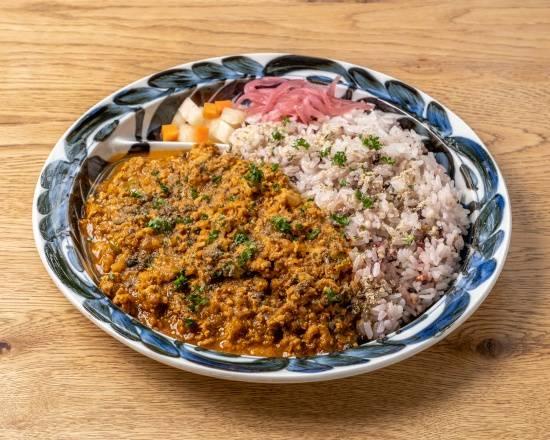 0 yaotome kissa midori keema curry