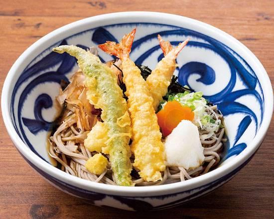 0 zushi yumean hiyashi tempra soba