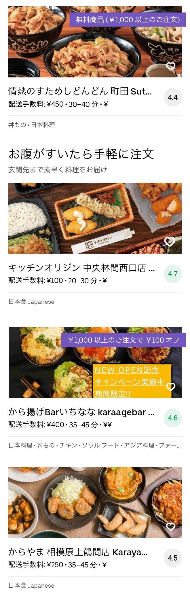 Chuo rinkan menu 2008 03