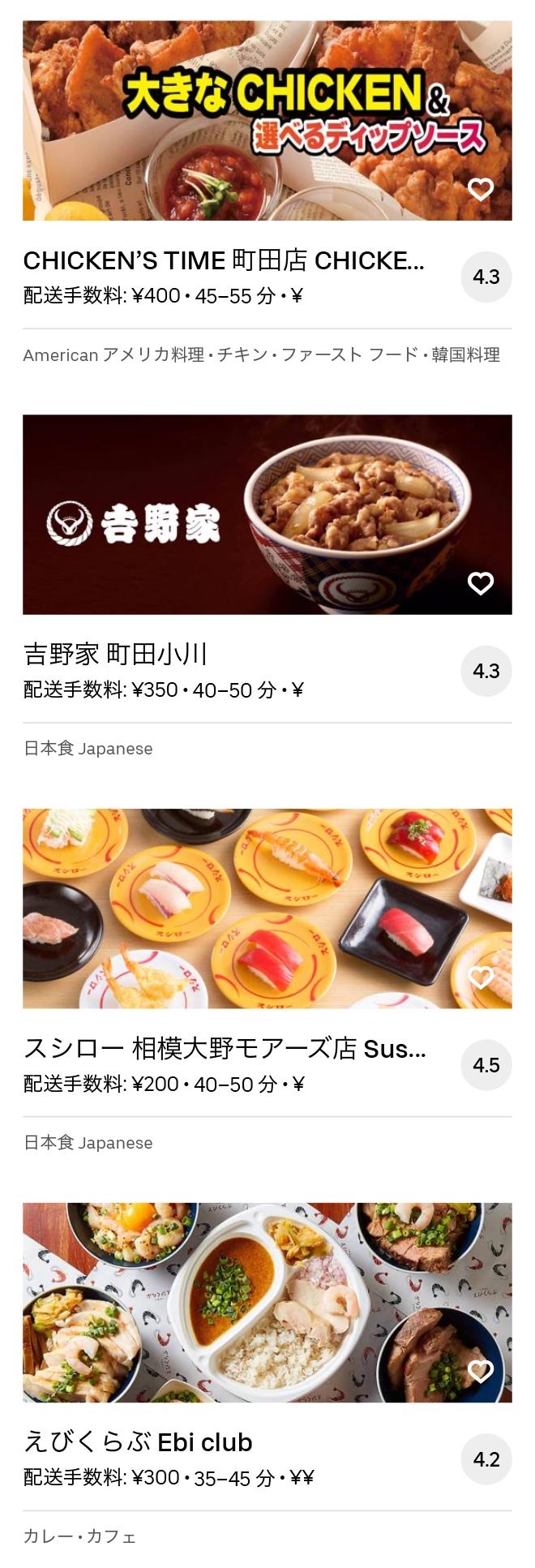 Chuo rinkan menu 2008 06