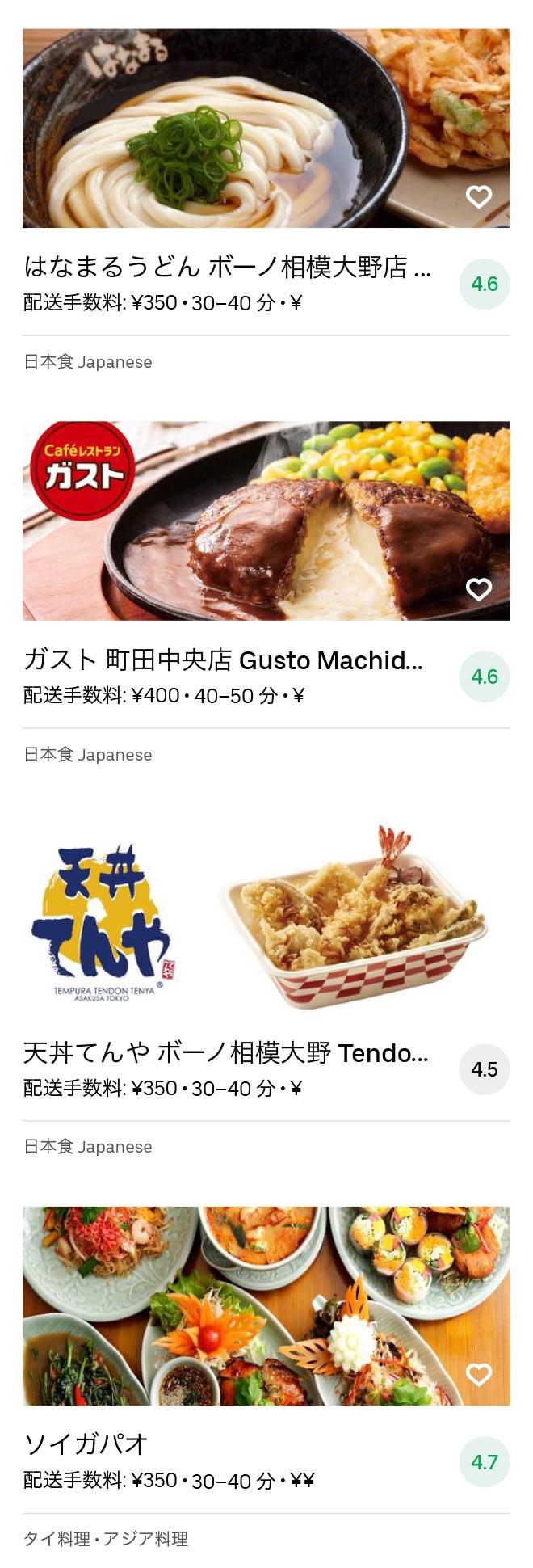 Chuo rinkan menu 2008 07