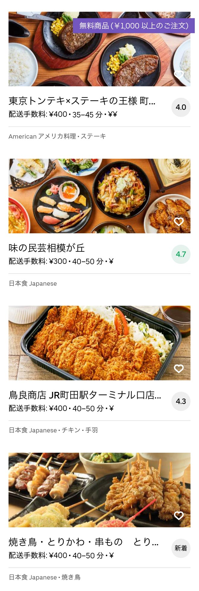 Chuo rinkan menu 2008 11