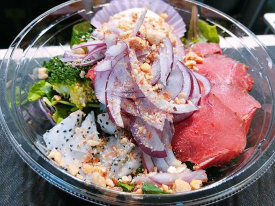 0 suizenzi roka box custom salad