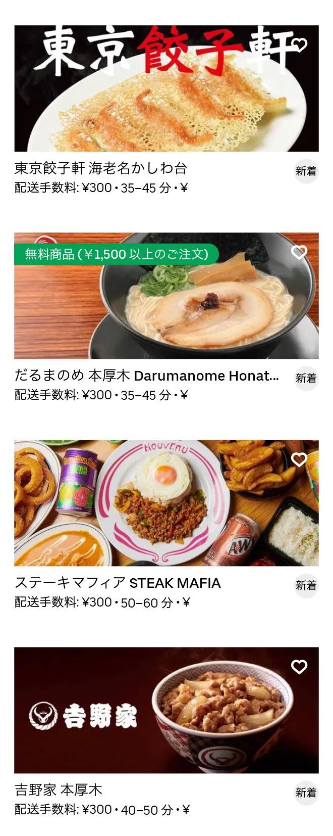 Ebina menu 2010 02