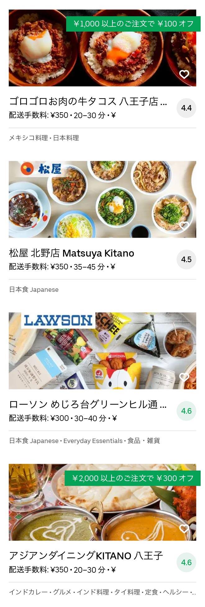 Hatioji minamino menu 2010 06