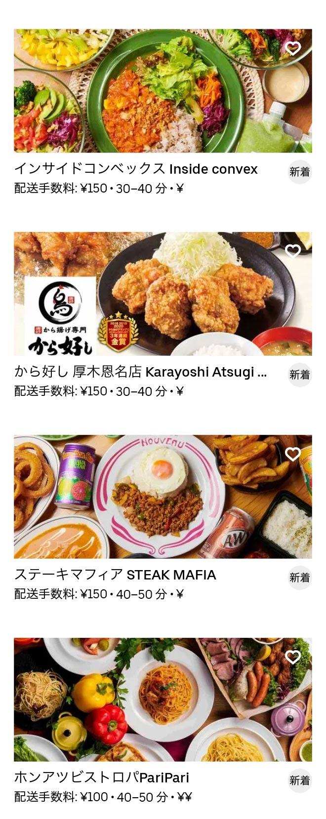 Honatsugi menu 2010 03