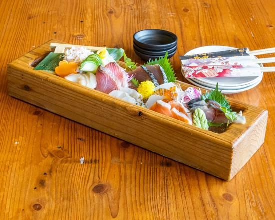 1 kenchomae mekikino ginzi sashimori