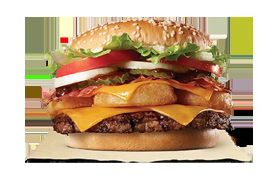 1 nara burger king