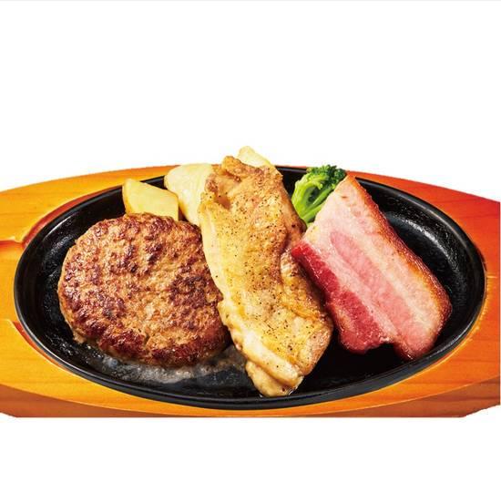 1 niiza steak no don nigawari