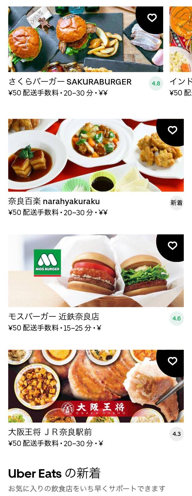 Nara menu 2011 02