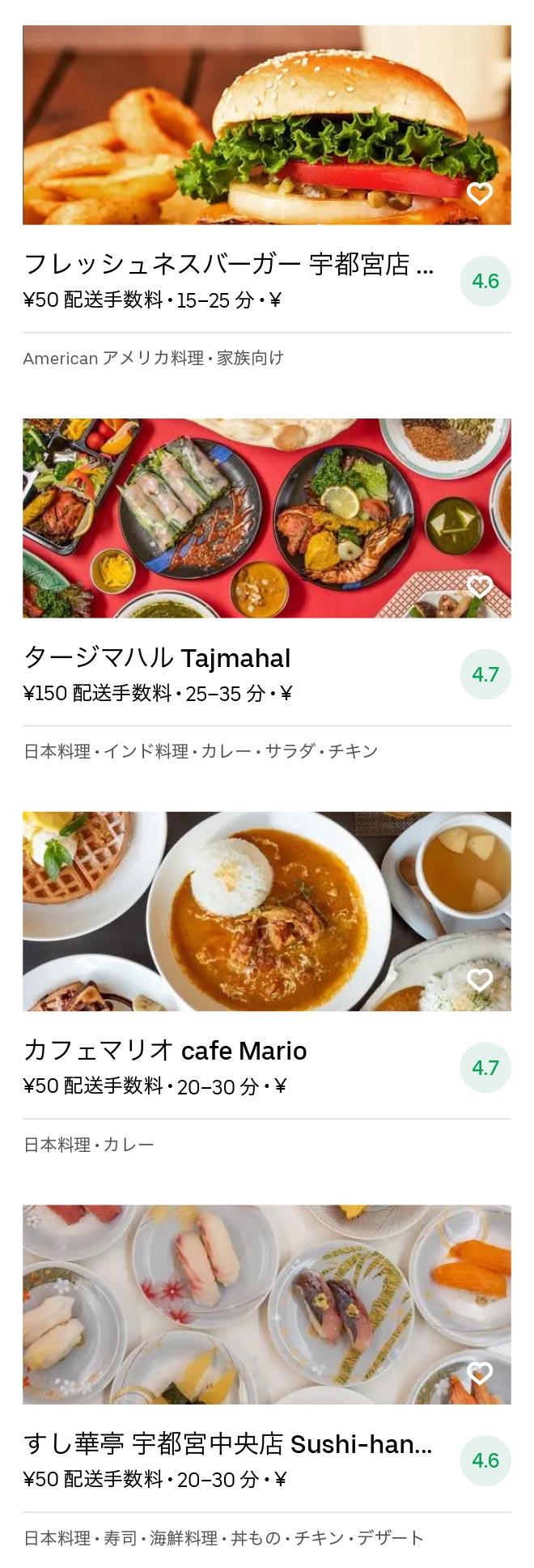 Tobu utsunomiya menu 2010 06