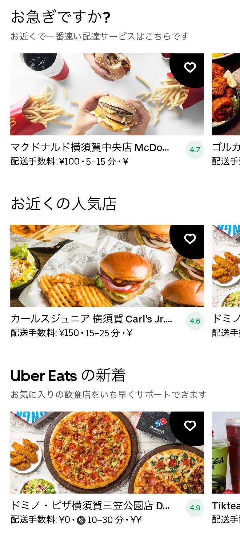 Yokosuka chuo menu 2011 01