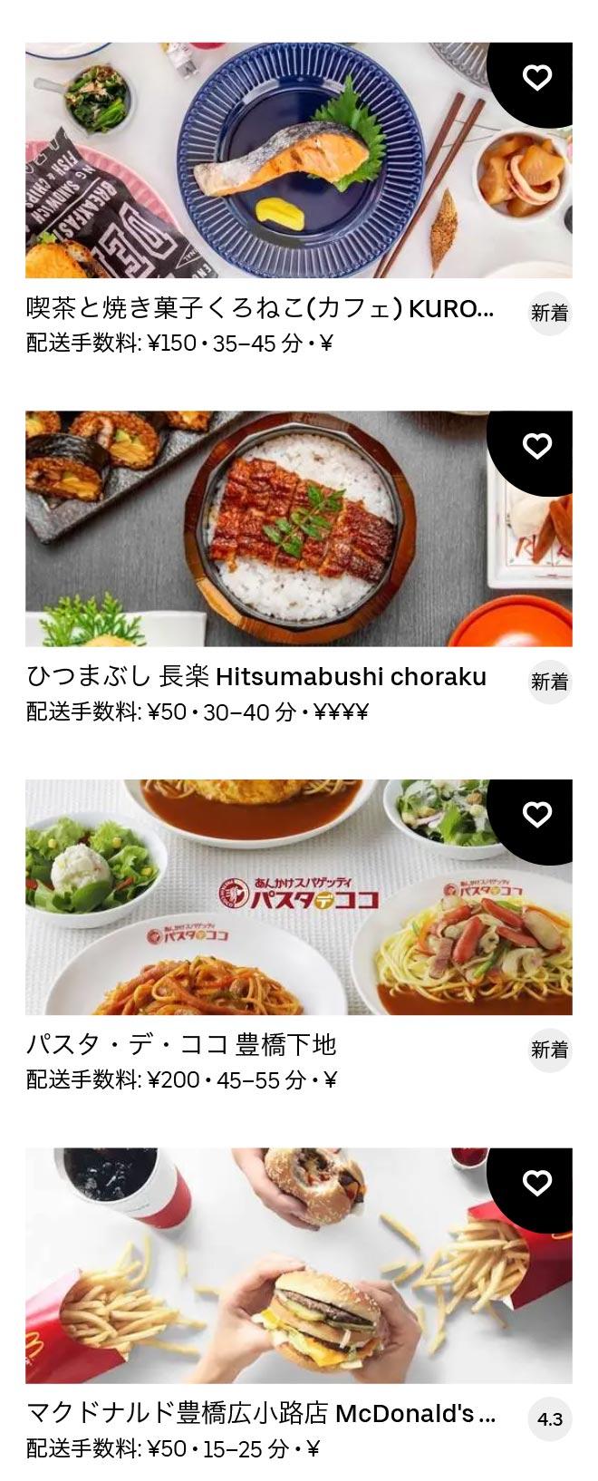 Toyohashi menu 2012 06
