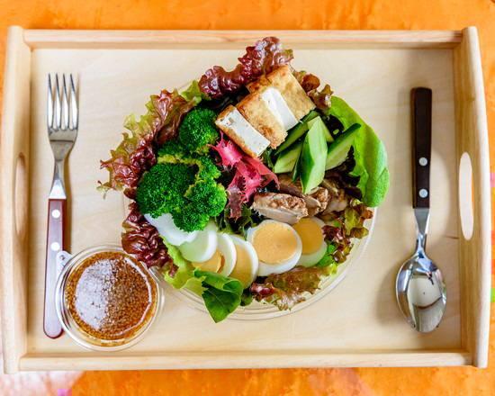 1 nishijin salad cafe